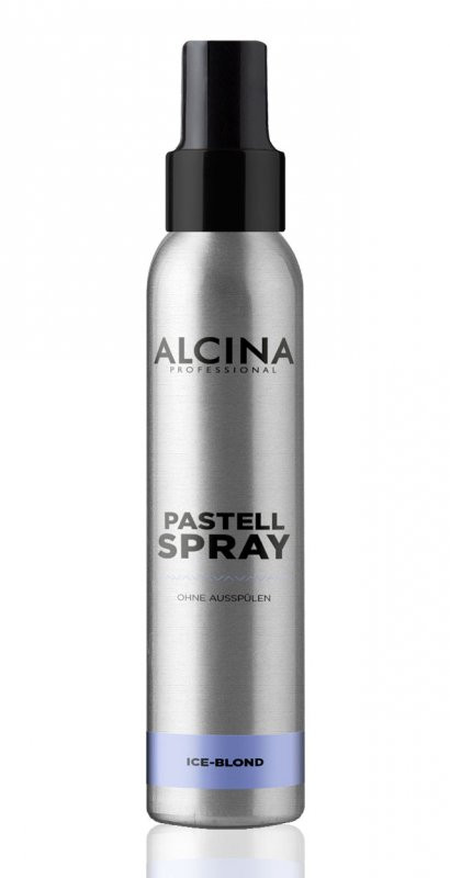 Alcina Color Pastell-Spray Ice Blond