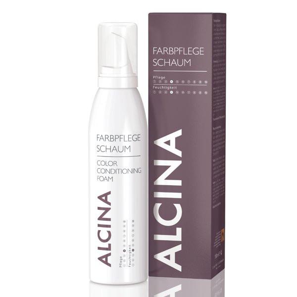 Alcina Farbpflege-Schaum
