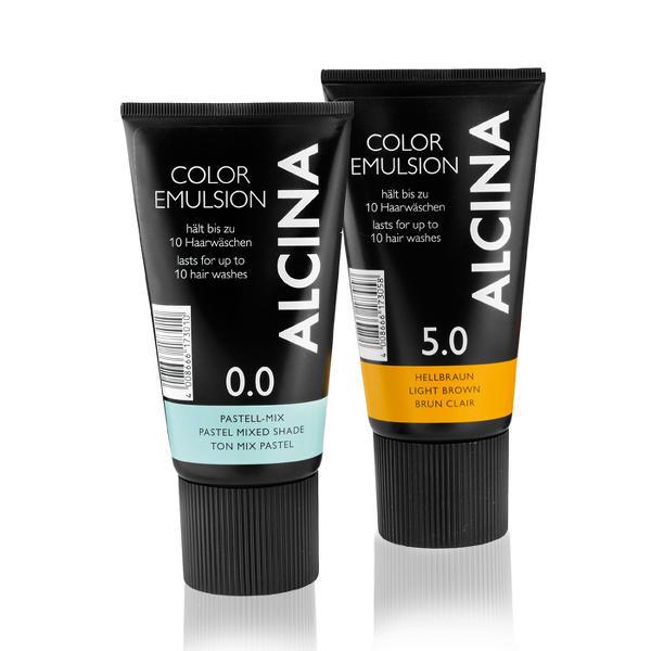 Alcina Color Emulsion 6.56 Dunkelblond Rot Violett