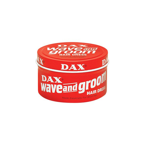 DAX Styling Wave and Groom - Especially For Short Hair - New Design