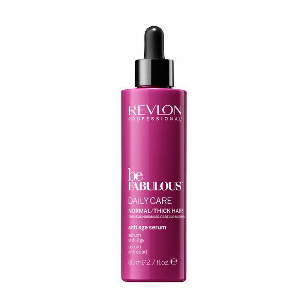 REVLON Be Fabulous Daily Care Anti Age Serum Normal / Thick Hair