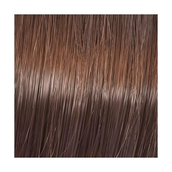 Wella Koleston Perfect Me+ 7/75 mittelblond braun-mahagoni