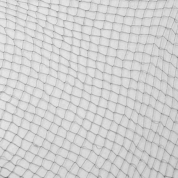 Efalock Haarnetze Schwarz mit Rundgummi Päckchen