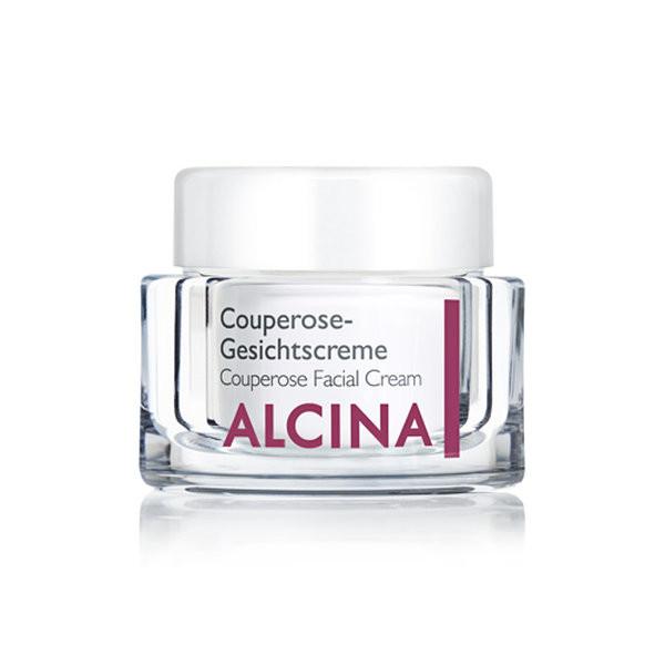 Alcina Kosmetik für empfindliche Haut Couperose Gesichtscreme