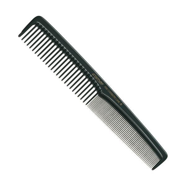 Comair Kämme Carbon Profi Line 400 Haarschneidekamm breit