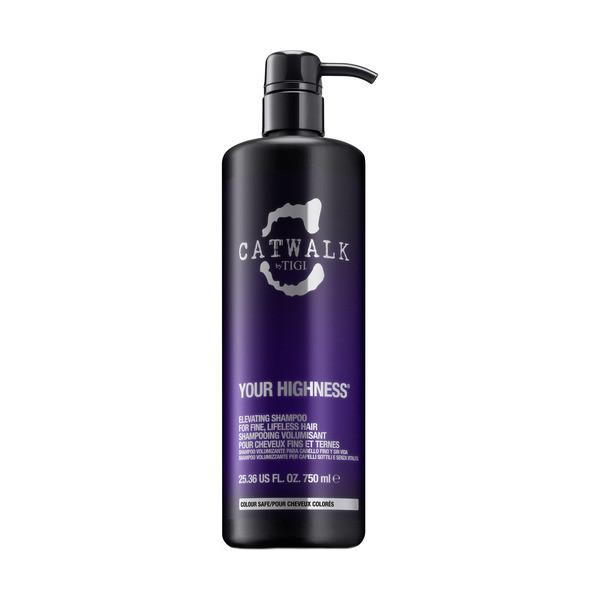 Tigi Catwalk Your Highness Shampoo Kabinett