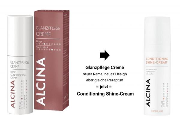 Alcina Conditioning Shine-Cream, eh. Glanzpflege-Creme