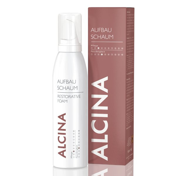 Alcina Aufbau-Schaum für trockenes Haar
