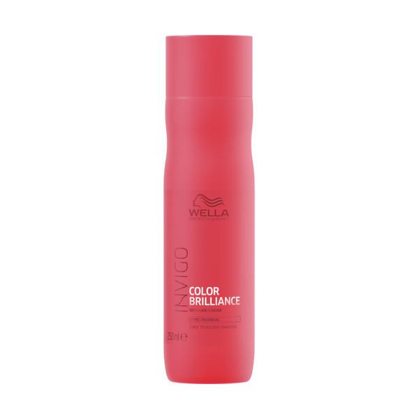 Wella INVIGO Brilliance Protection Shampoo fein/normal