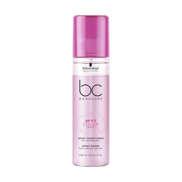 Schwarzkopf BC Bonacure ph 4.5 Color Freeze Spray Conditioner