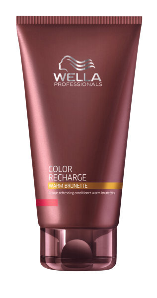 Wella Professionals Care Color Recharge Conditioner Warm Brunette
