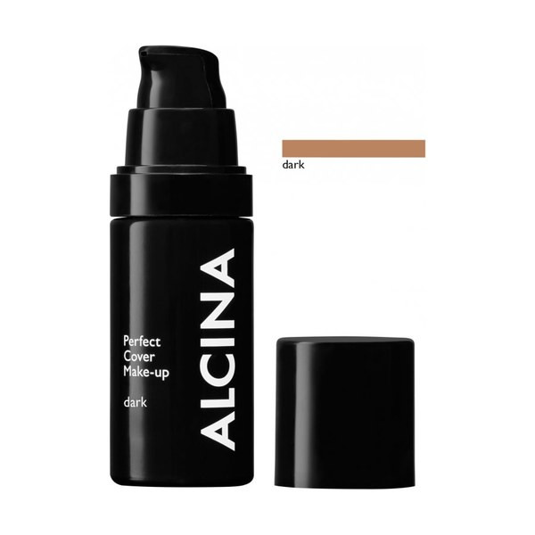 Alcina Dekorative Kosmetik Teint Perfect Cover Make-up dark