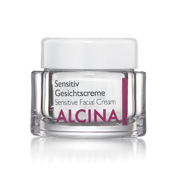 Alcina Kosmetik für empfindliche Haut - Sensitiv Gesichtscreme