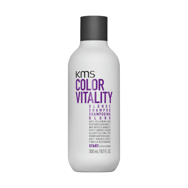 KMS California Colorvitality Blonde Shampoo