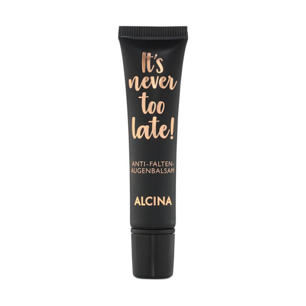 Alcina Kosmetik It's never too late Augenbalsam