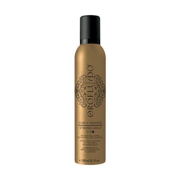 Orofluido Curly Mousse
