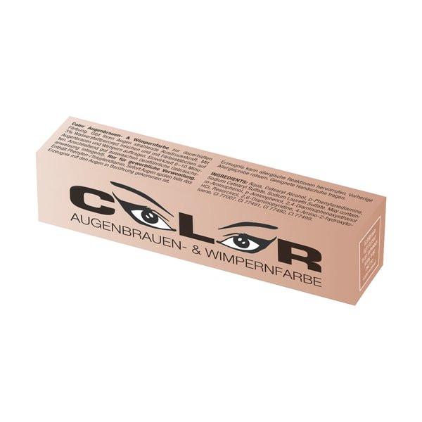 Comair Color Augenbrauen und Wimpernfarbe Lichtbraun