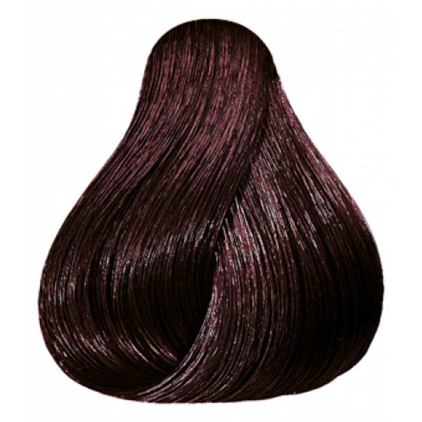 Wella Color Touch Plus 44/05 mittelbraun intensiv natur mahagoni