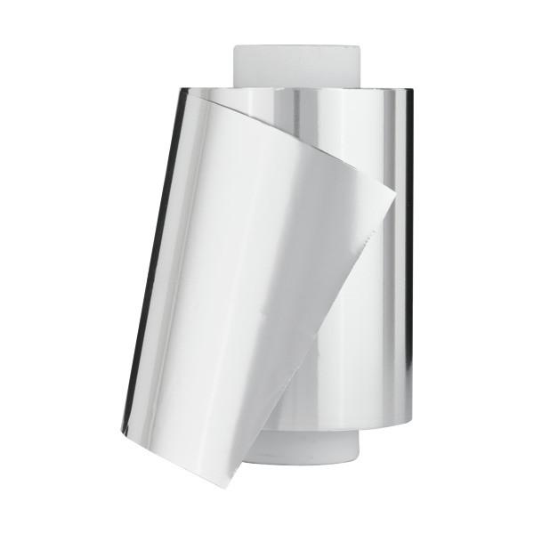 Comair Färbezubehör Alufolie 1 Rolle Silber 250m x 12cm x 14my