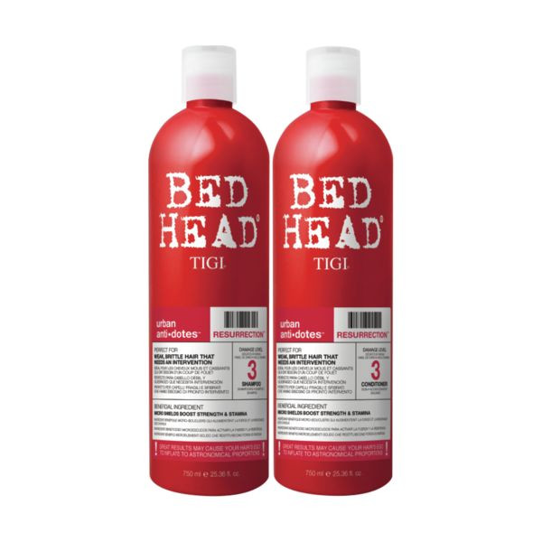 TIGI Bed Head Urban antidotes Resurrection Tween Duo 2x750ml