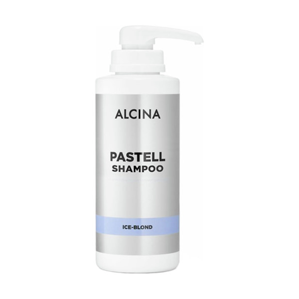 Alcina Color Pastell Ice Blond Shampoo XL