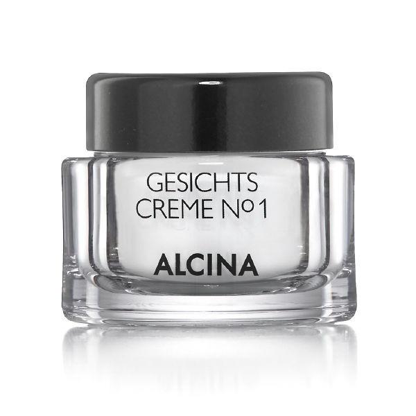 Alcina Hautpflege No 1 - Gesichtscreme