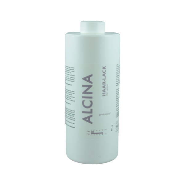 Alcina Styling Professional Haar-Lack ohne Aerosol - Literware