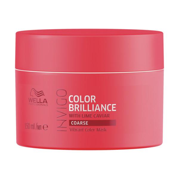 Wella INVIGO Brilliance Vibrant Color Maske kräftig