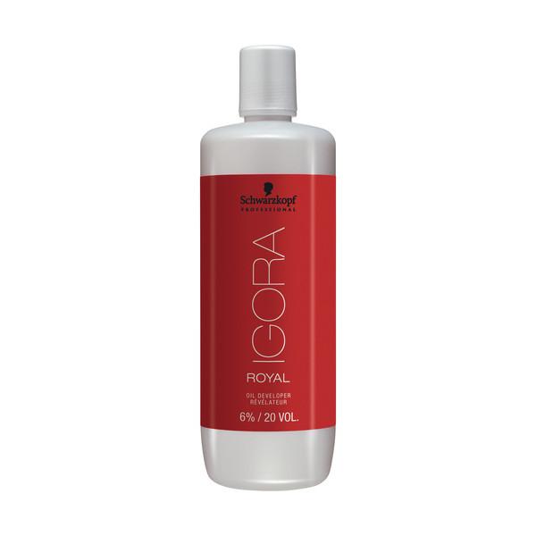 Schwarzkopf Igora Royal Öl Developer Lotion 6% Mini
