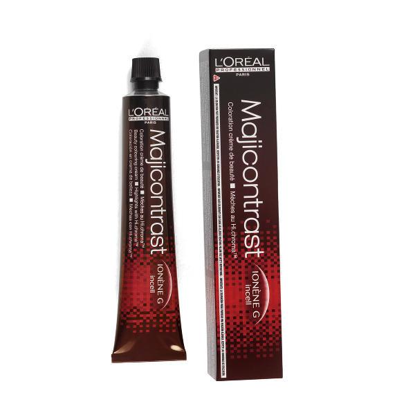 L'Oréal Majicontrast Rot - Aufhellende Strähnencreme