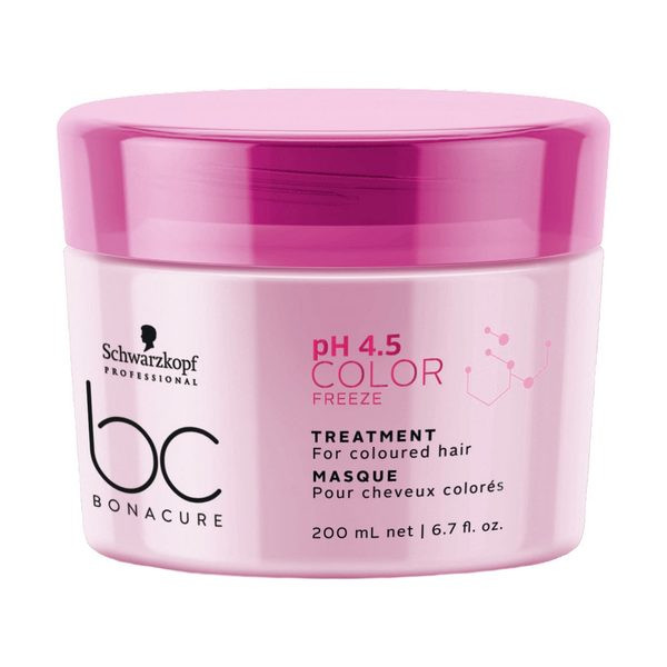 Schwarzkopf BC Bonacure ph 4.5 Color Freeze Treatment