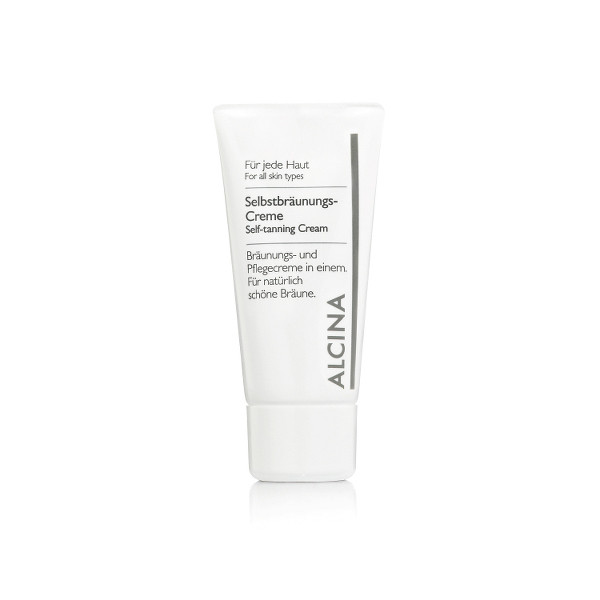 Alcina Kosmetik - Selbstbräunungs-Creme - Pflege für jede Haut