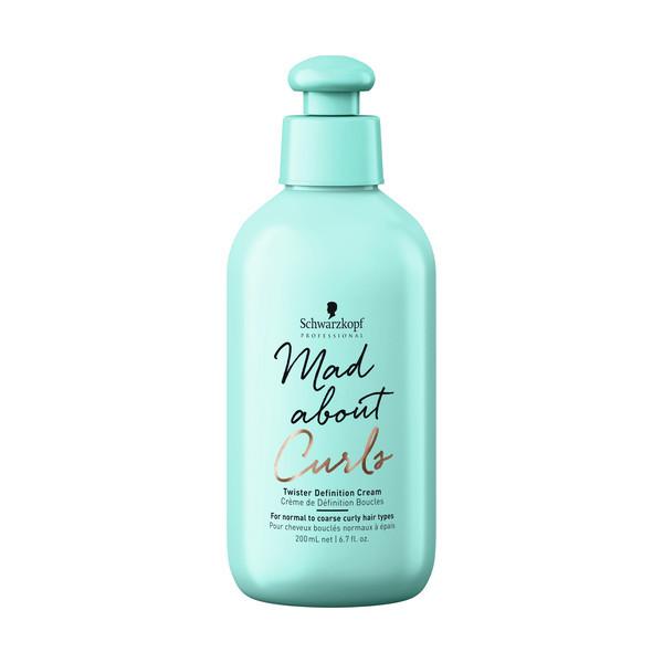 Schwarzkopf - Mad About Curls - Twister Definition Cream