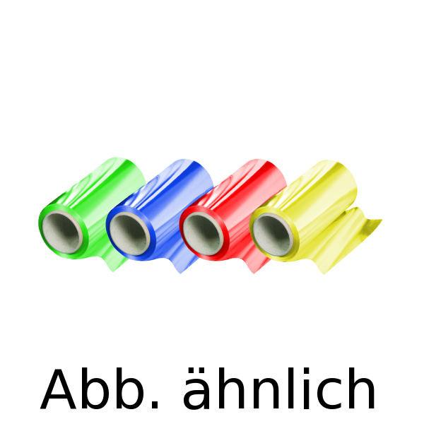 Comair Farb- und Strähnenzubehör Alufolie Bunt 50m x 12cm x 24my 4Stck