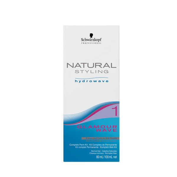 Schwarzkopf Natural Styling Hydrowave Glamour Wave 1 Kit