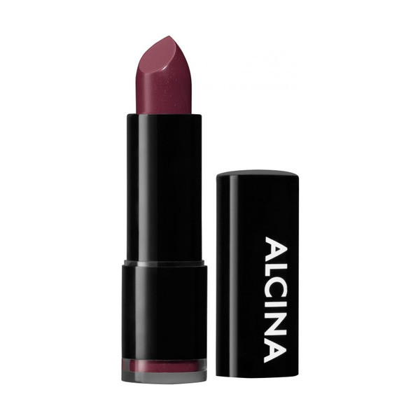 Alcina -SALE- Dekorative Kosmetik Lip Shiny Lipstick Berry 050