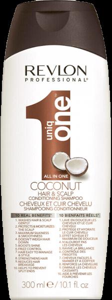 Revlon Uniq One Conditioning Shampoo Coconut