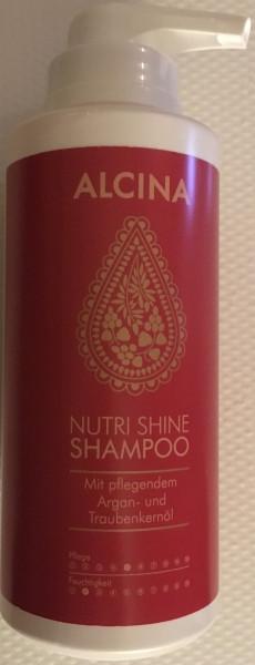 Alcina Nutri Shine Shampoo XL