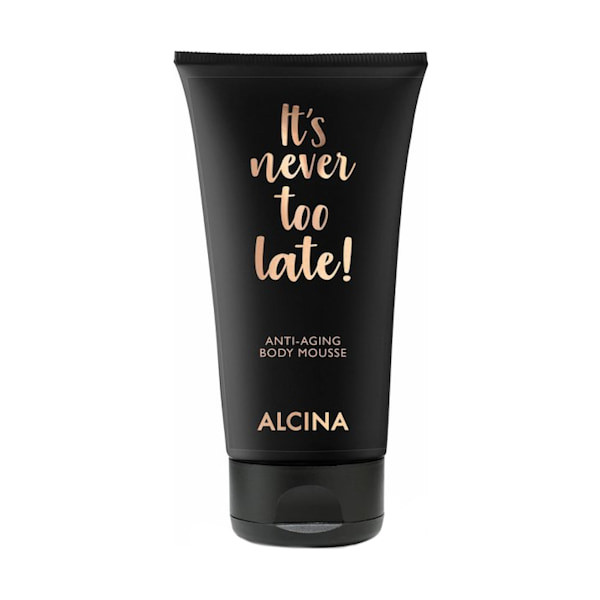 Alcina Kosmetik Its never too Late Anti-Aging Body Mousse