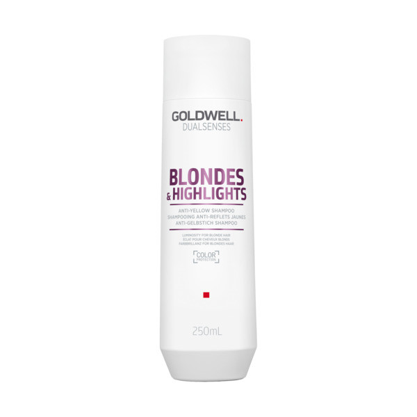 Goldwell Dualsenses Blondes & Highlights Anti Yellow Shampoo