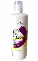 Schwarzkopf Goodbye Yellow Shampoo Kabinett