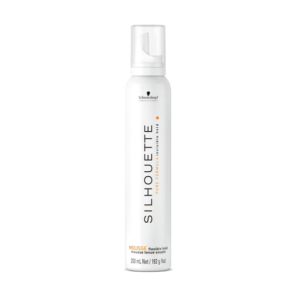 Schwarzkopf Silhouette Flexible Hold Mousse