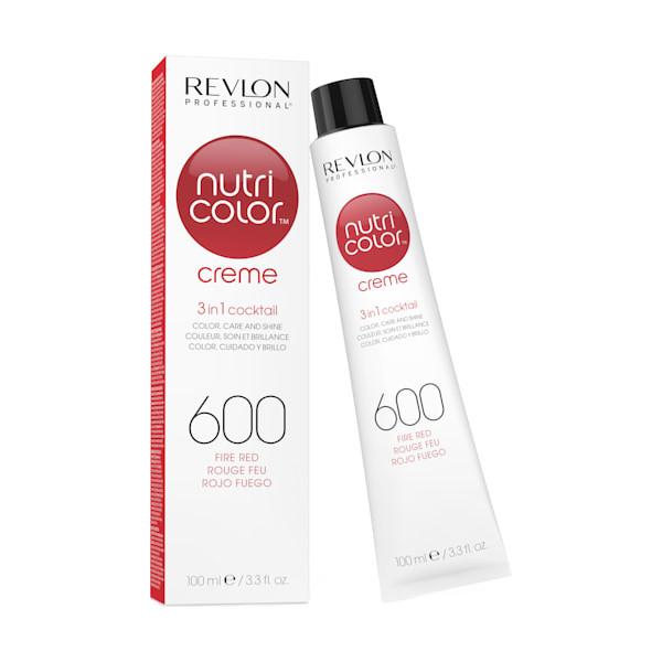 Revlon Nutri Color Creme 600 - Feuerrot