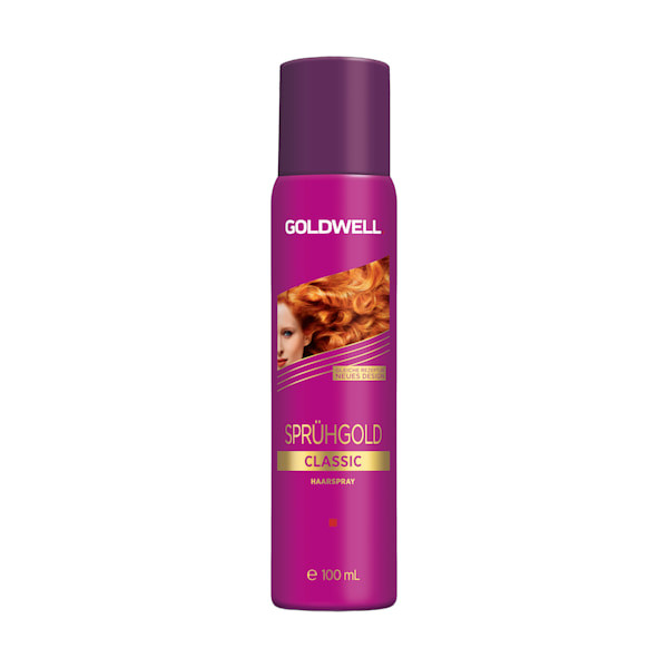 Goldwell Sprühgold Classic Haarspray Mini