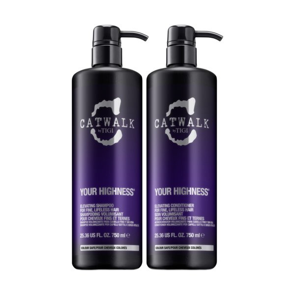 Tigi Catwalk Your Highness Tween Duo 750ml