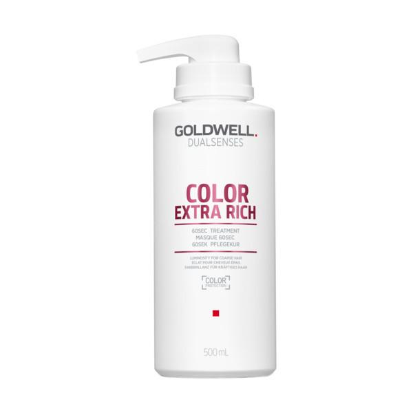 Goldwell Dualsenses Color Extra Rich 60 sec Treatment Kabinett