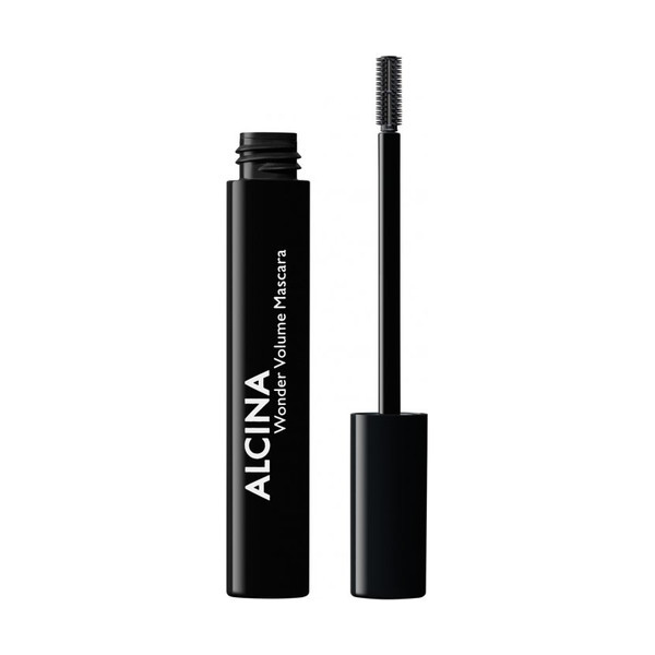 Alcina Dekorative Kosmetik Eye Wonder Volume Mascara Black 010