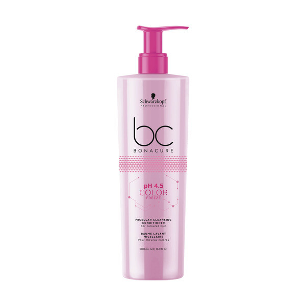 Schwarzkopf BC Bonacure ph 4.5 Color Freeze Micellar Cleansing Conditioner