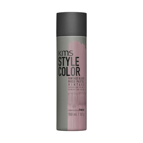 KMS Color Spray Vintage Blush Rose