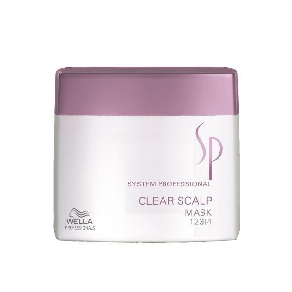Wella SP SALE Clear Scalp Mask Kabinett